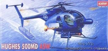 Вертолет HUGHES 500D-ASW
