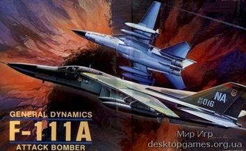 Самолет F-111A Aardvark
