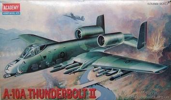Модель самолета Фэйрчайлд A-10А