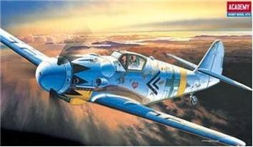 AC1653 MESSERSCHMITT Bf-109G14 1/72