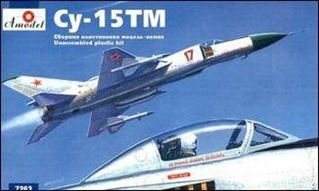 СУ-15 ТМ Истребитель-перехватчик