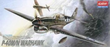 Истребитель P-40M/N «Уорхок»