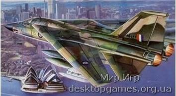 AC1674 G/D F-111C AARDVARK