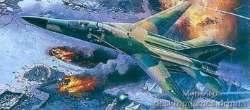 Самолет F-111F Aardvark