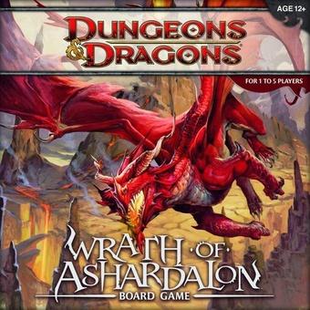 D&D Wrath of Ashardalon BoardGame