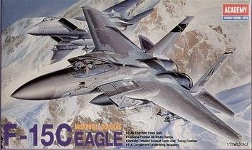 Истребитель F-15С «Игл»