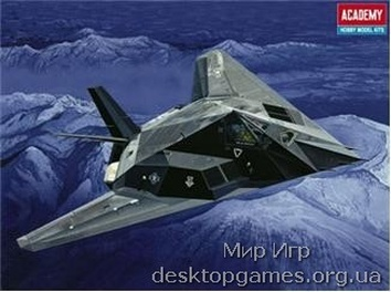 AC2118 F-117A STEALTH FIGHTER