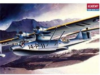 AC2123 PBY-5 CATALINA 1/72