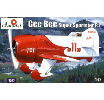 «Гигантская пчела» Американский гоночный самолёт