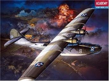 AC2136 PBY-4 CATALINA