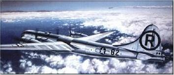 AC2154 B-29A ENOLA GAY 1/72