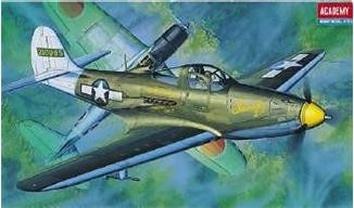 AC2177 P-39Q/N AIRACOBRA 1/72