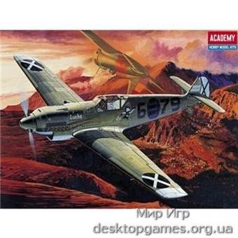 Модель самолета  Мессершмитт Bf-109D