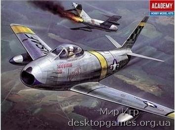 AC2183 F-86F SABRE MIG KILLER 1/48