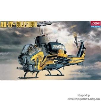 Вертолет AH-1T GOLD COBRA
