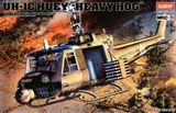Вертолет UH-1C HUEY «HEAVY HOG»