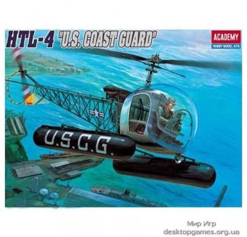 Вертолет HTL-4 U.S. COAST GUARD