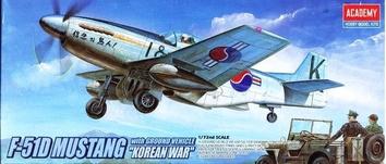 AC2205 P-51D MUSTANG «KOREAN WAR«
