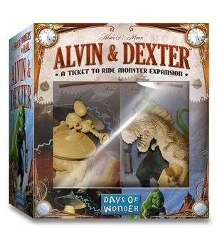 Ticket to Ride - Alvin & Dexter - фото 4