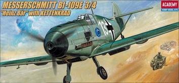 «Мессершмитт» Bf-109E с Кеттеннкрад