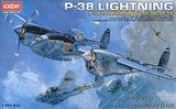 Истребитель Р-38 «Лайтинг»