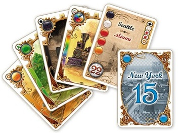 Ticket to Ride - The Card Game - фото 2