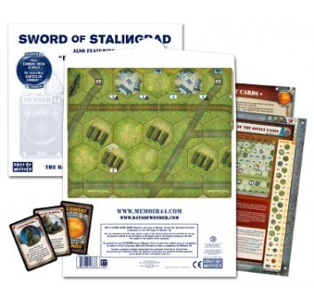 Memoir 44 - OP3 Battle Map - The Sword of Stalingrad/Rats in a Factory