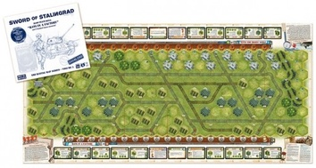 Memoir 44 - OP3 Battle Map - The Sword of Stalingrad/Rats in a Factory - фото 3