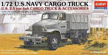Американский военный грузовик 2,5т