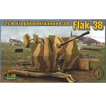 Модель ПВО 2cm Flugabwehrkanone 38 Flak 38
