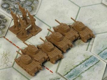Memoir 44 - Eastern Front - фото 4