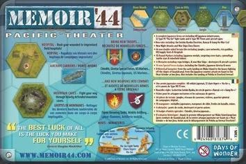 Memoir 44 - Pacific Theater - фото 2