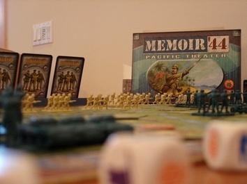 Memoir 44 - Pacific Theater - фото 4
