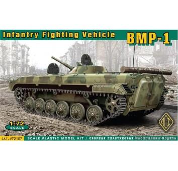 БМП-1 (Боевая Машина Пехоты-1)