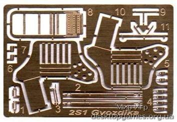 Cоветская самоходная 122-мм гаубица 2С1 «Гвоздика» - фото 2