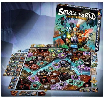 Small World. Underground