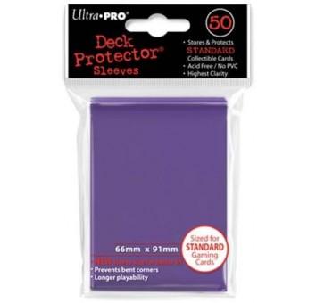 """Протекторы """"Ultra-Pro"""" 50 шт. Фиолетовые"""