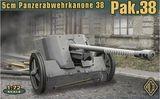 Германская 5cm противотанковая пушка PAK.43