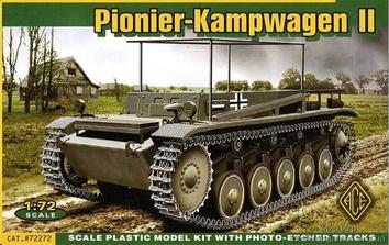 Pionier Kampfwagen II