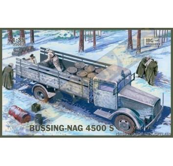 Грузовой автомобиль (BUSSING-NAG) 4500S