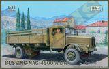 Грузовой автомобиль (BUSSING-NAG) 4500A поздняя версия