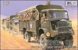 Bedford QLT 4x4 troop carrier