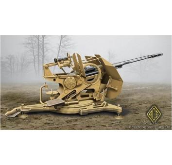 Модель зенитной пушки 3cm Flak 103/38 Jaboshreck