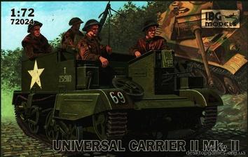 Бронетранспортер Юниверсал Кэрриер II Mk.II