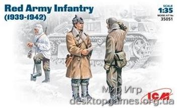 ICM35051 RKKA Infantry, 1939-1942