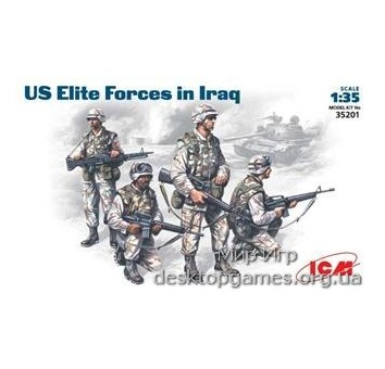 ICM35201 Elite armies of the USA in Iraq