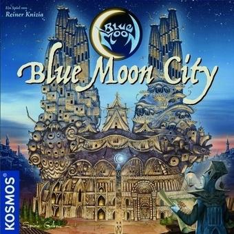 Blue Moon City (Город Синей Луны)