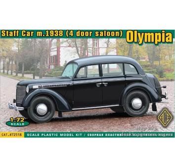 Штабная машина Olympia