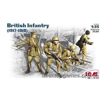 ICM35301 British infantry, 1917-1918