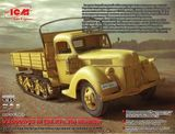 V3000S/SS M (Sd.Kfz.3b) Maultier, Германский полугусеничный грузовой автомобиль ІІ МВ